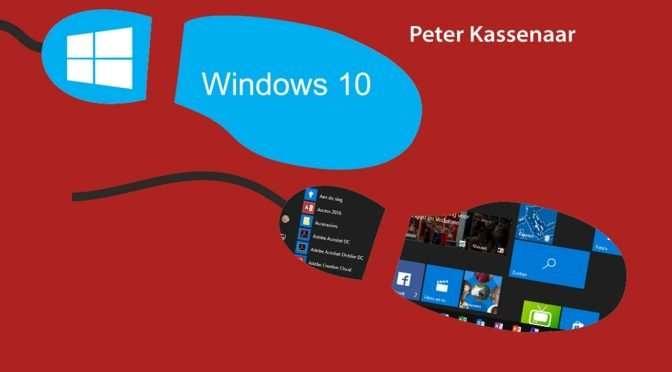 Overstappen van Windows 7 naar Windows 10