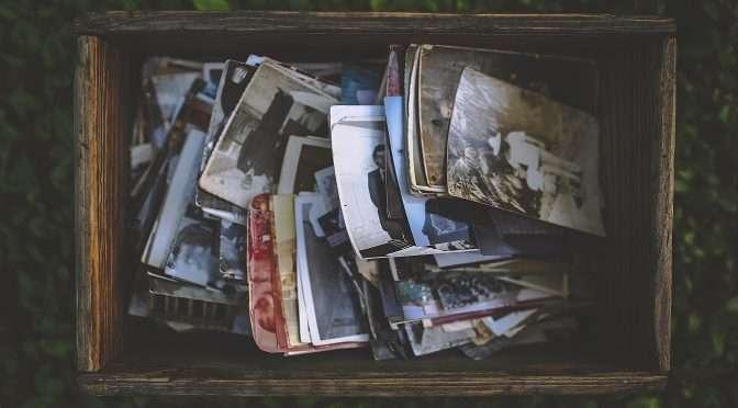 Oude foto's, wat doe je ermee?