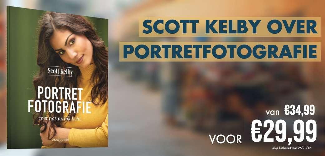 Portretfotografie van Scott Kelby