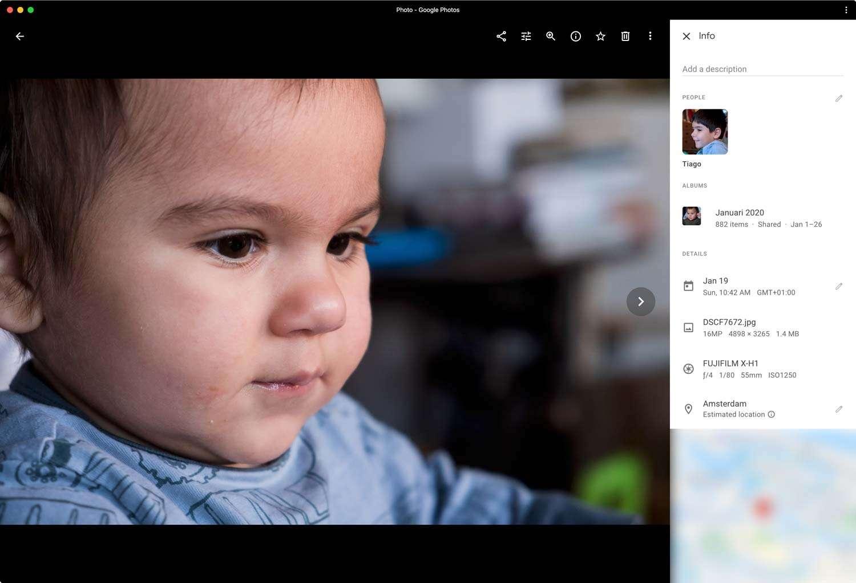 Gezichtsherkenning en Persoonsverwisseling in Google Foto's oplossen