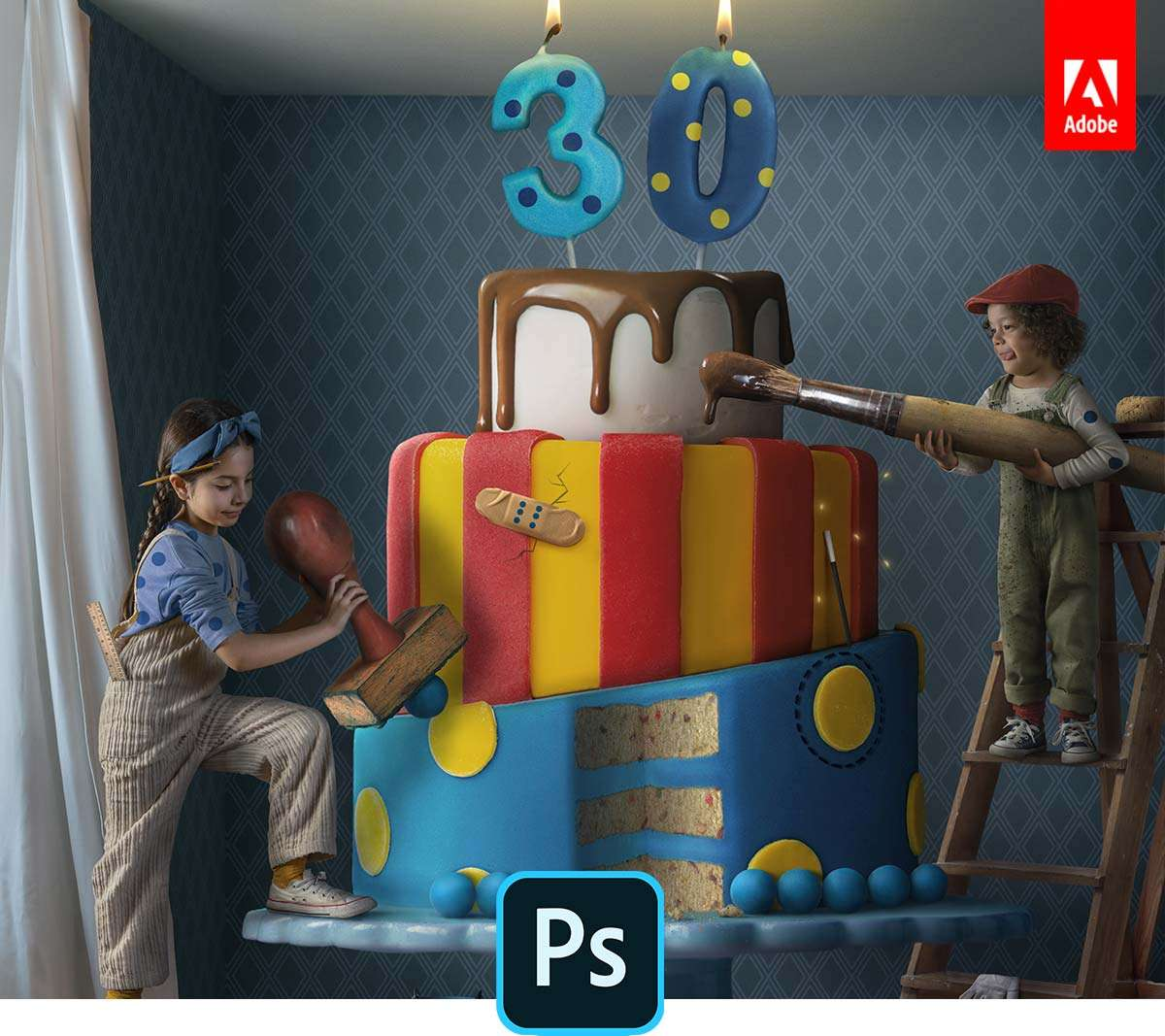 Photoshop is 30 jaar