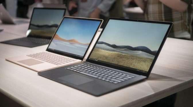 Waarom ik heb gekozen voor een Surface Laptop 3…