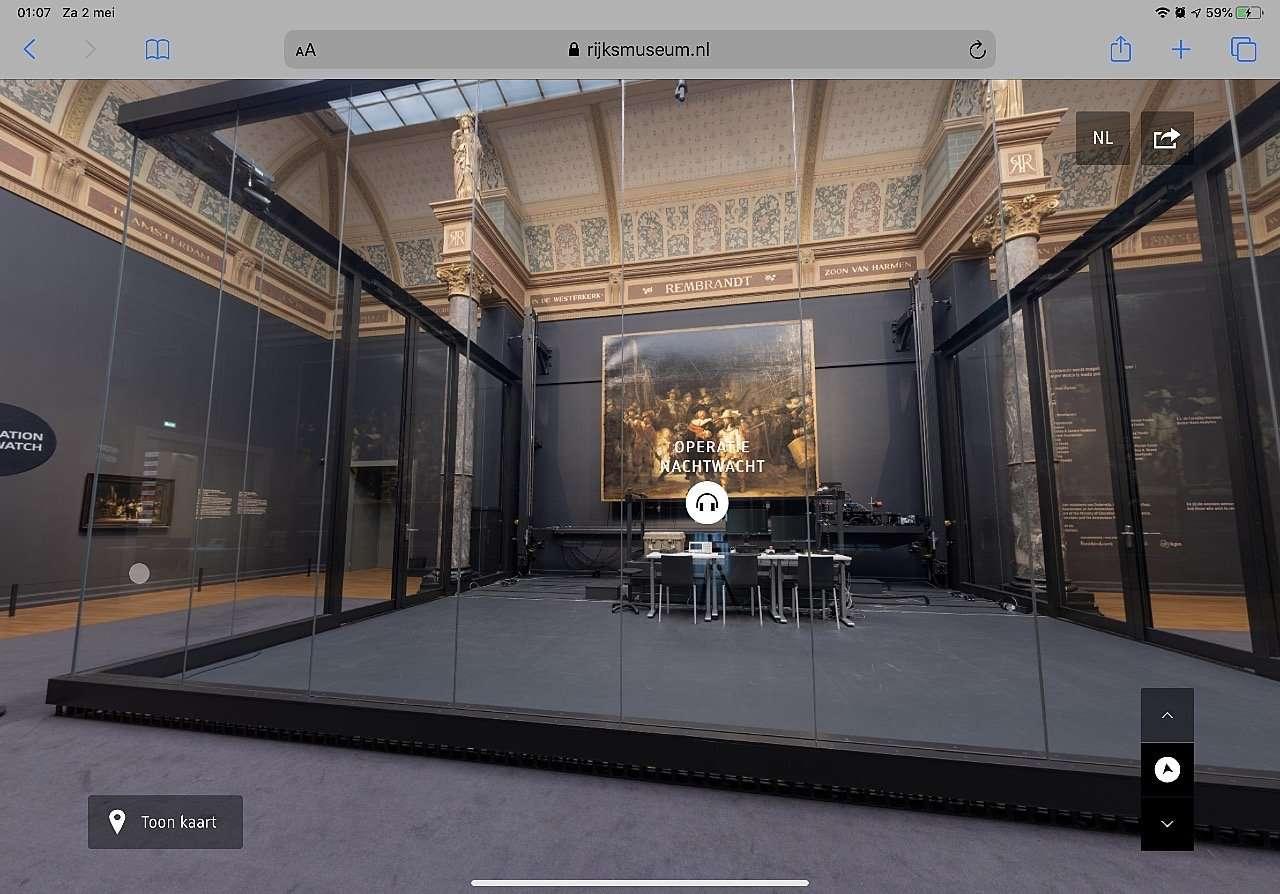 virtueel Rijksmuseum