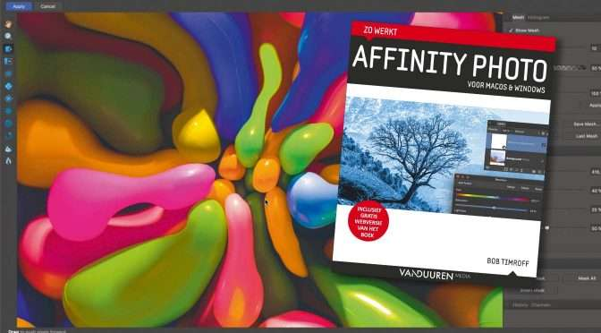 Affinity Photo: werken met Liquify
