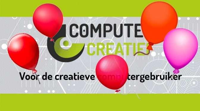 5 jaar ComputerCreatief