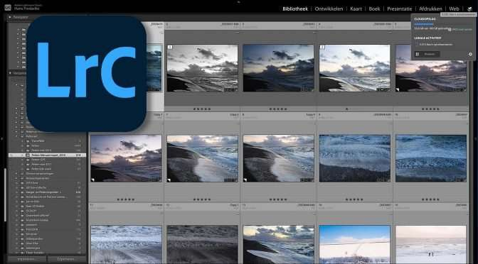 Lightroom Classic en Lightroom in de Cloud heen en weer synchroniseren