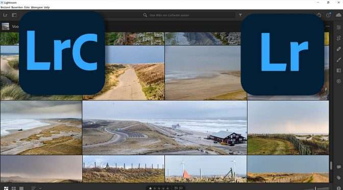 Alle foto's uit Lightroom Classic in de Lightroom-cloud