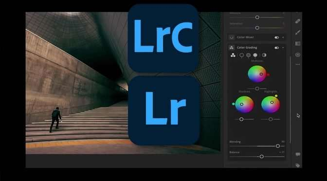 Color Grading in Lightroom