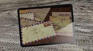 Mailen met de iPad