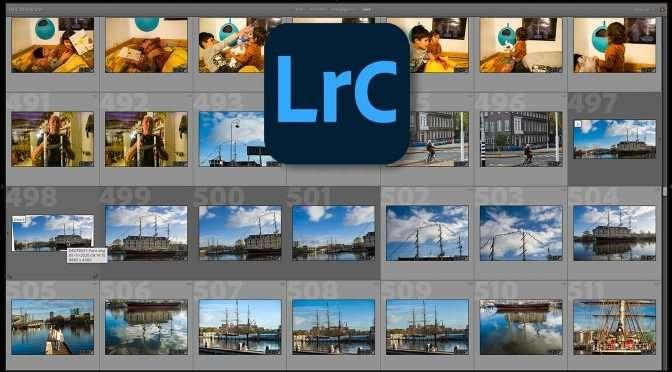 Lightroom Classic: een ontwikkelvoorinstelling voor een camera maken