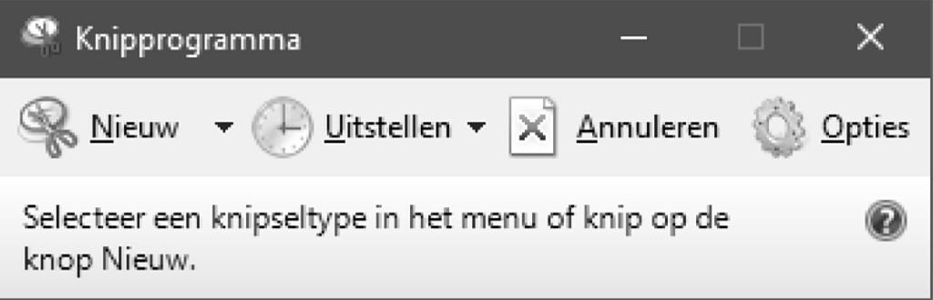 Gebruik screenshots in PowerPoint
