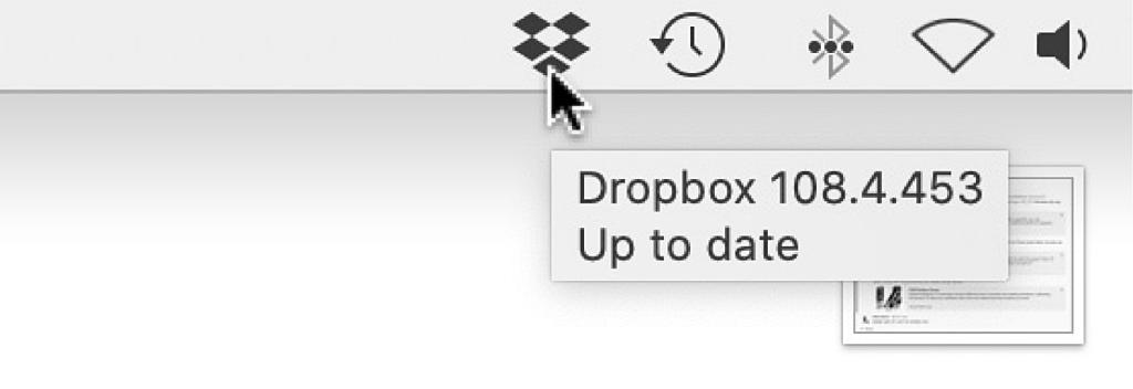 bestanden delen via Dropbox