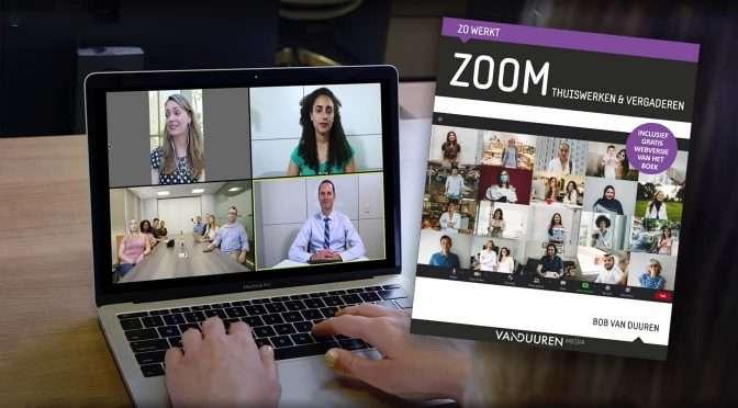 Bob van Duuren: 'Zoom is een volledige oplossing  voor online samenwerken'