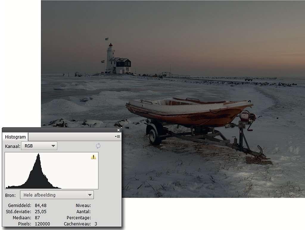 automatisch corrigeren in Photoshop Elements