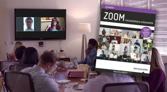 Scherm delen in Zoom, altijd handig!
