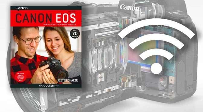 Mogelijkheden van Canon Camera Connect