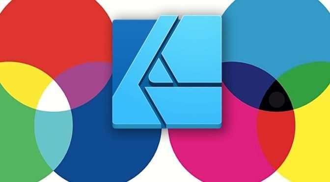 Kleurmodellen en kleurdiepte in Affinity Designer