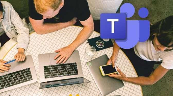 Bestanden delen in Microsoft Teams